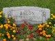 Profile photo:  Clark Laverne Bacon, Jr