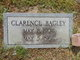 Profile photo:  Clarence Bagley