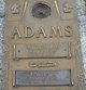 Laura Leona <I>Ebanks</I> Adams