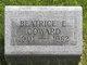 Profile photo:  Beatrice E. <I>Seddon</I> Coward