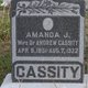 Profile photo:  Amanda Jane <I>McGhee</I> Cassity