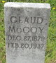 Claud McCoy