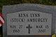 Kena Lynn <I>Stuck</I> Amburgey