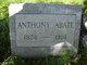 Profile photo:  Anthony Abate