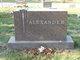 Profile photo:  Walter Alexander