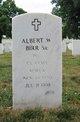 Profile photo:  Albert Walter Birr, Sr
