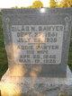 Silas Newton Sawyer