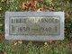 Libbie H Arnold