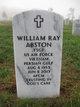 "Sgt William Ray ""Bill"" Abston"