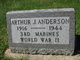 Profile photo: CPL Arthur Joseph Anderson