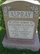 Profile photo:  Alice <I>Stewart</I> Aspray