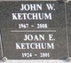 Profile photo:  Joan Ketchum