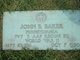 John Radcliff Baker