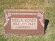 Profile photo:  Della Belle <I>Richardson</I> Boner