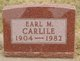 Earl M. Carlile