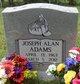 Profile photo:  Joseph Alan Adams