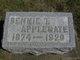Bennie T Applegate