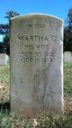 Martha C Sheeks