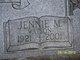 Jennie Maxine <I>Watson</I> Aber