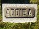 """Adaline A """"Addie"""" <I>Gamlin</I> Ackworth"""
