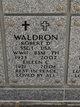 Robert D Waldron