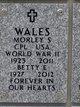 Betty E Wales