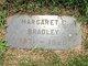 Margaret C <I>O'Donnell</I> Bradley