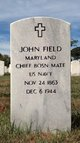 Profile photo:  John Field