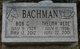 Bobby Gene Bachman