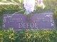 Bessie <I>Jeoffroy</I> Dafoe