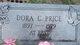 Dora <I>Colson</I> Price