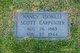 Nancy Isobille <I>Scott</I> Carpenter