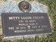 Profile photo: Corp Betty Louise Colvin
