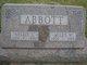 Nellie Lea <I>Stafford</I> Abbott