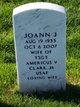 Joann June <I>Franklin</I> Clark