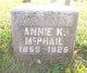 Annie Katherine McPhail