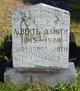Profile photo:  Albert George Smith