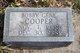 Bobby Gene Cooper