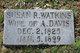"Susanna R. ""Susan"" <I>Leber</I> Watkins Davis"
