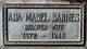 Ada Mabel <I>Basterdes</I> Barnes