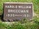 Harold William Briggeman