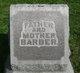 "Profile photo:  ""Father"" Barber"