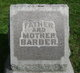 """Profile photo:  """"Mother"""" Barber"""