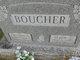"""Profile photo:  Elmer J. """"Slim"""" Boucher"""