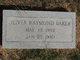 Oliver Raymond Baker