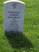 Charlie Aaron Shankle