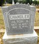 Profile photo:  Alton B Chandler