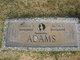 Ruth L. <I>Canaga</I> Adams