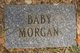 Profile photo:  Baby Morgan