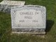 Profile photo:  Charles F Hall